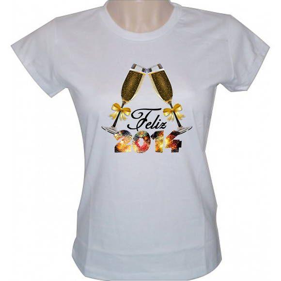 Camisetas personalizadas Fim de ano - Estamparia Shekinah